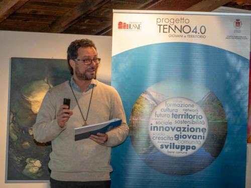 """Conferenza Stampa """"Progetto Tenno 4.0"""""""